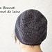 Ana Bonnet pattern
