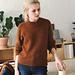 Oslo Sweater pattern
