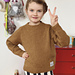 No Frills Sweater Junior pattern