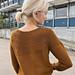 Anker's Sweater - My size pattern