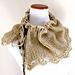 French Vanilla Cowl pattern