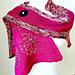 Yarnover Truck shawl pattern