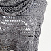 Middle notes shawl pattern