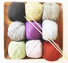 Bambon yarn by Yarnz2go