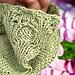Lizzie cowl pattern