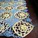 Flor Stole pattern