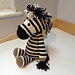 Betje Zebra (modificatie) pattern