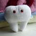 Mervin The Molar - The Tooth Fairy's Friend pattern