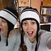 Kat's Two-Sticks Ear Flap Ski Hat pattern