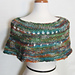 Fresh and Funky Caplet or Poncho pattern