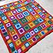Duotone Blanket pattern