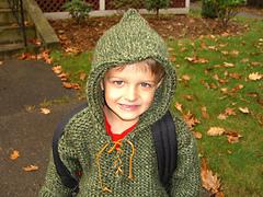 Will's Green Sweater2