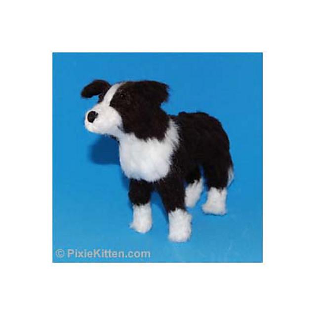Thank Cuteness!. Crochet Amigurumi Collie Dog Coin Purse   640x640