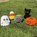 Halloween Bunch Amigurumi set pattern
