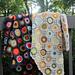 Garden Mums Blanket pattern