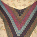 Butterfly Wing Shawl pattern