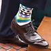 #16 Polka-Dotted Socks pattern