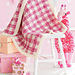 Gingham Glory pattern