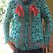 #29 Crocheted Jacket  pattern