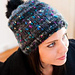 2724 Slouchy Hat pattern