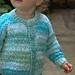 2802 Baby Cardigan pattern