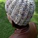 F586 Mistake Rib Stitch Hat pattern