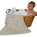 F138 Heaven Mini Baby Blanket pattern