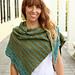 3049 Lace Edge Fichu & Shawl pattern