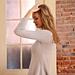 111 Women's Draped Pullover pattern