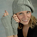 1942 Cabled Hat and Fingerless Mitts pattern