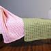 F853 Textured Baby Blanket pattern