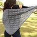 3352 Leaf Lace Shawl pattern