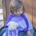 3388 Child & Bear Poncho pattern