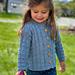 3426 Child's Cardigan pattern