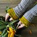 Mrs. Fitz Wristwarmers - Outlander Inspired pattern