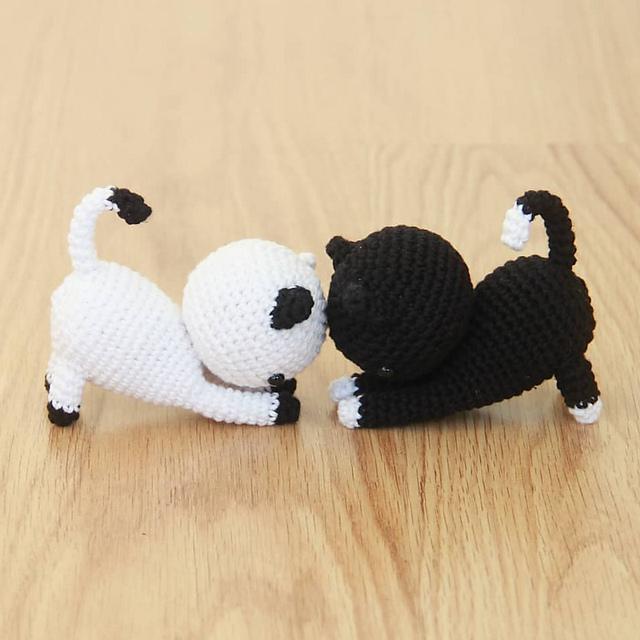 Sunny the little Cat amigurumi pattern by zipzipdreams | Crochet ... | 640x640