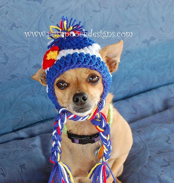Ravelry Colorado Dog Beanie Small