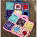 Big Granny Square Bag pattern
