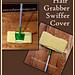 Hair Grabber Swiffer Cover pattern