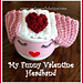 My Funny Valentine Headband pattern
