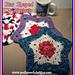 Star Shaped Washcloth pattern