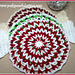 Peppermint Candy Doily pattern