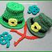 Leprechaun Hat pattern