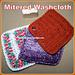 Mitered Washcloth pattern