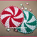 Peppermint Washcloth pattern