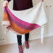 Six Wives Knitted Shawl pattern
