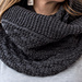 Cobblestone Intersections Cowl pattern