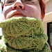 Green Sea Cowl pattern