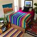 Cactus Garden Blanket pattern