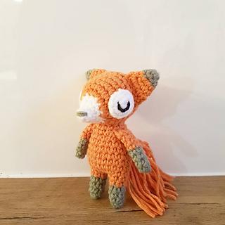 Fox Amigurumi | Free pattern at on Ravelry: www.ravelry.com/… | Flickr | 320x320